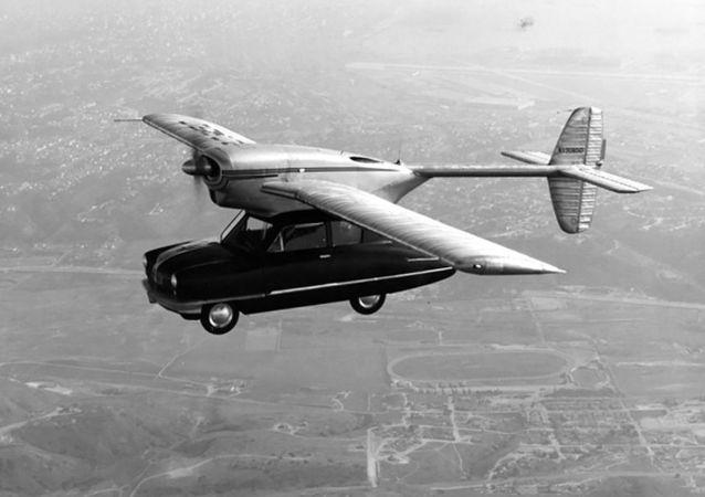 腾云驾车-世界各地的飞行汽车与无人机的士