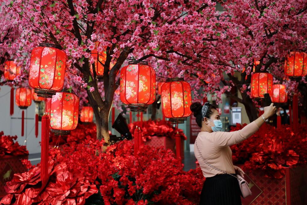 盘点世界各地迎接农历春节