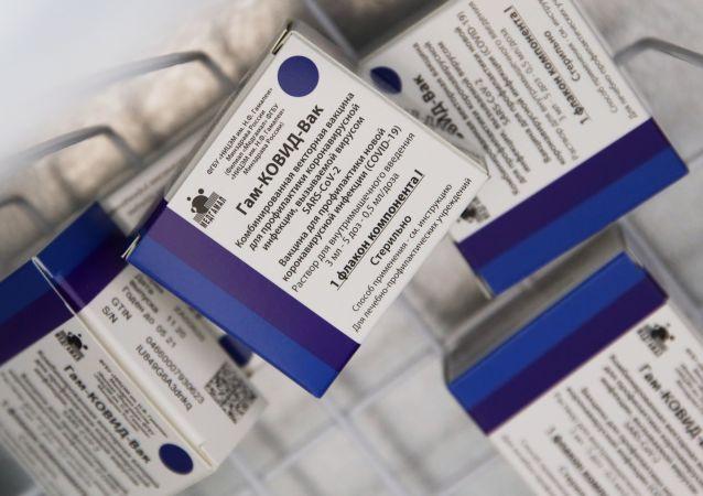 俄国内新冠疫苗并不短缺 接种率将随着时间的推移提高