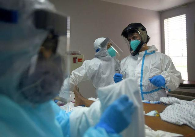 南非发现首例英国变异新冠病毒感染病例