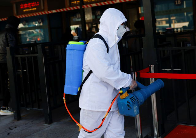 中国研发出两种消毒剂 可有效解决低温和冷冻物品外包装消毒难题