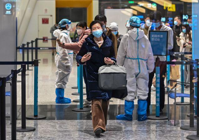 中国在疫情期间的出行自由度排名上升22位
