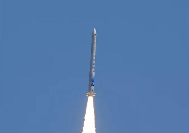 双曲线一号第2发民营商业运载火箭发射失利