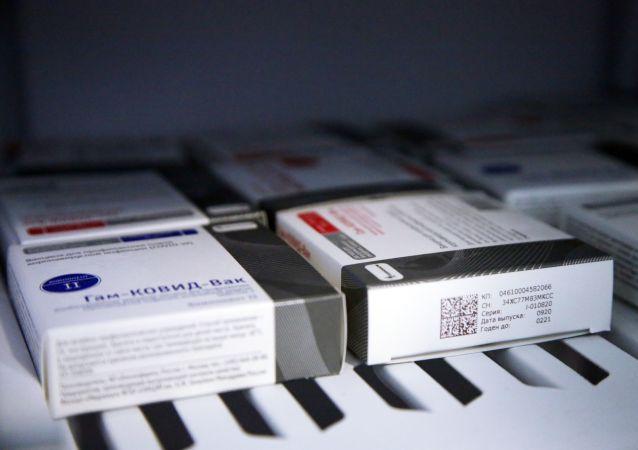 俄外交部:有可能在美国递交注册新冠疫苗的申请
