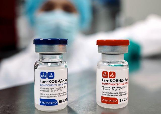 """""""卫星-V疫苗研制方愿意与那些产品保护力不强的新冠疫苗研制生产企业合作"""