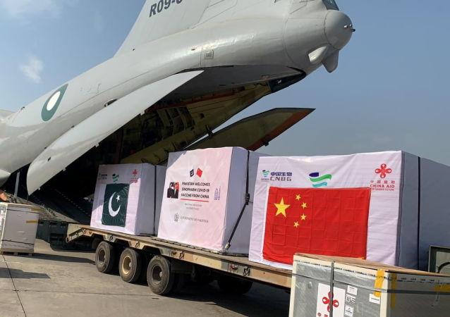 中国帮助巴基斯坦应对新的挑战