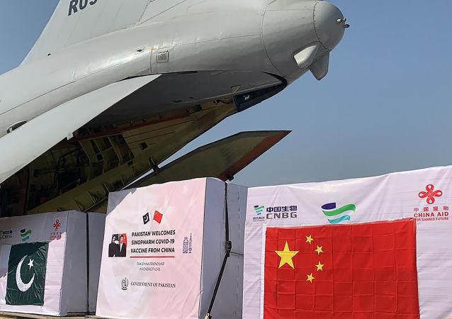 巴基斯坦军队成为首个接受中国军队新冠疫苗援助的外国军队