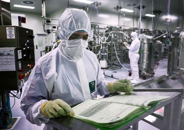 俄已生产862万剂冠状病毒疫苗