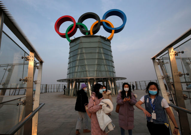 超过半数加拿大居民主张抵制2022年北京冬奥会
