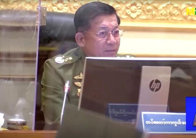 敏昂莱将军