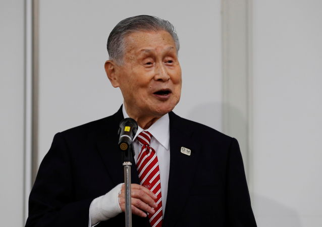 现任日本奥运大臣可能成为东京奥组委新主席