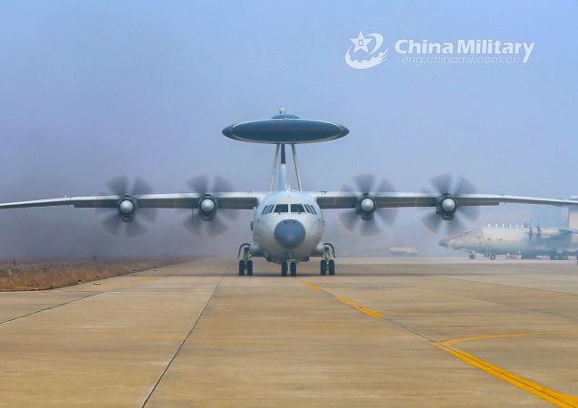 由于空警-600预警机,中国空军将会赢得制空权