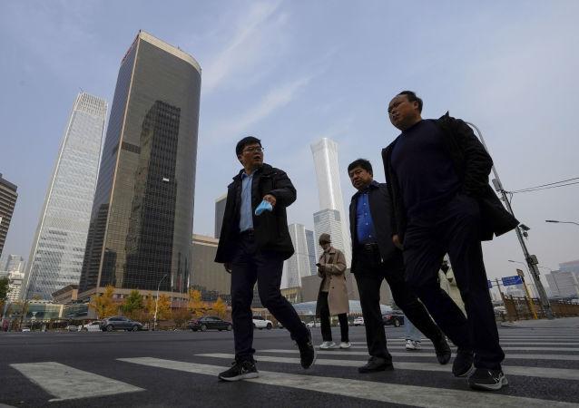 中国商务部:一季度中国实际使用外资约448亿美元 同比增长43.8%