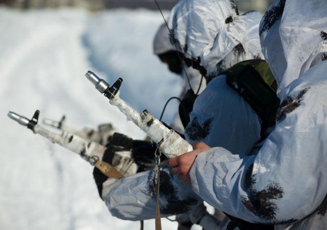 英国海军将常年驻扎北极与俄中对峙