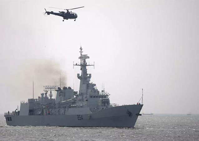 巴基斯坦海军参谋长尼亚齐:欢迎中国航母编队未来访巴