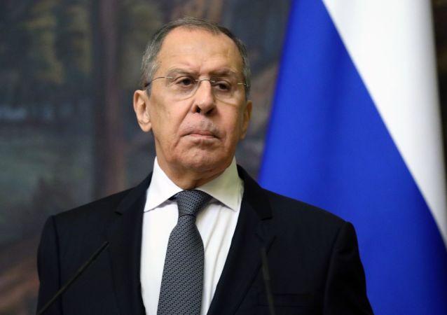 俄外长主张五个核大国举行新军控谈判