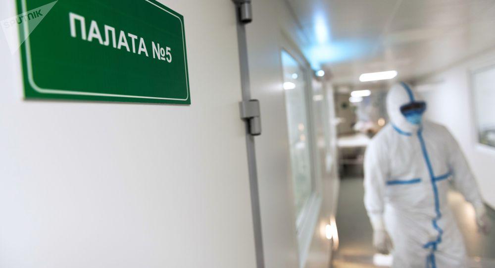 哈萨克斯坦22日新增新冠病毒感染病例近700例