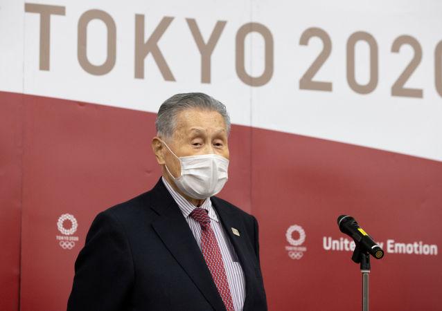 森喜朗或辞去东京奥组委主席