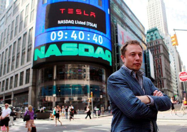 美国SpaceX公司总裁马斯克