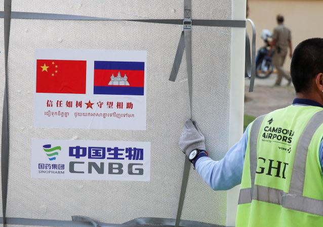 所谓洪森首相不打中国疫苗会惹怒中国完全是无稽之谈