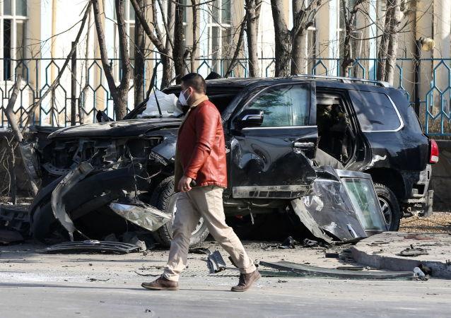 阿富汗东部发生爆炸 2死18伤