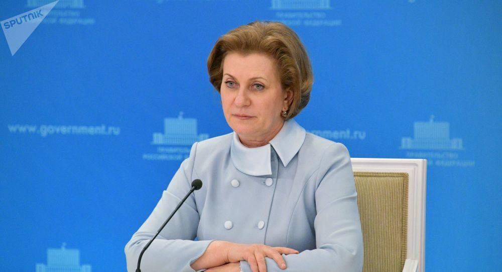 俄国家总防疫师称很高兴普京接种的是本国新冠疫苗