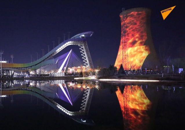 2022年北京冬奥会准备工作