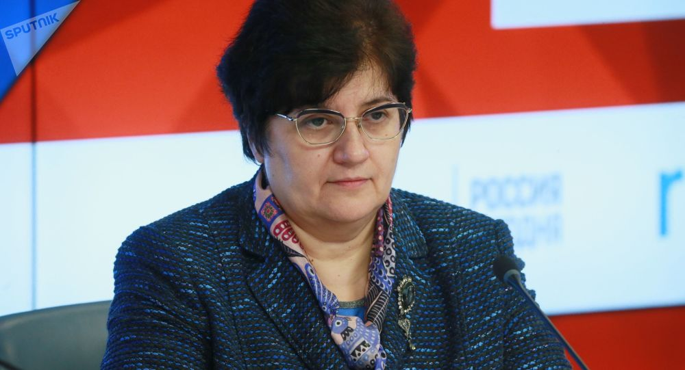 世界卫生组织驻俄罗斯代表梅利塔·武伊诺维奇