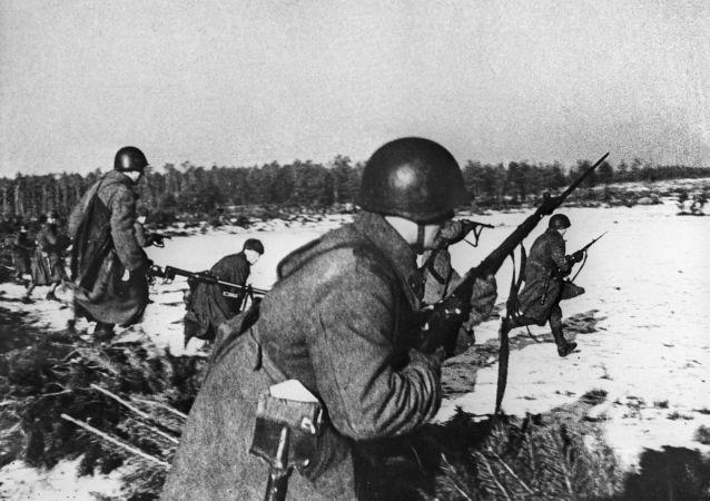 俄国防部网站新设战争年代英雄版块