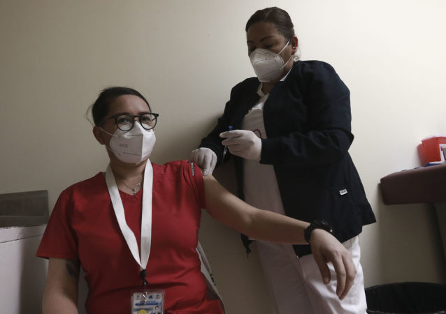 墨西哥已使用400万剂新冠疫苗