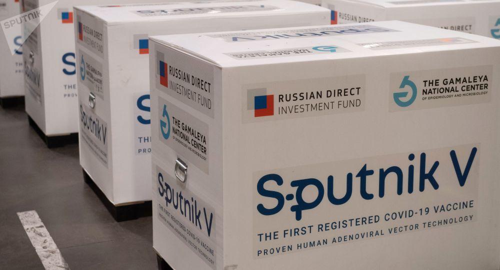 """俄罗斯""""卫星-V""""疫苗"""