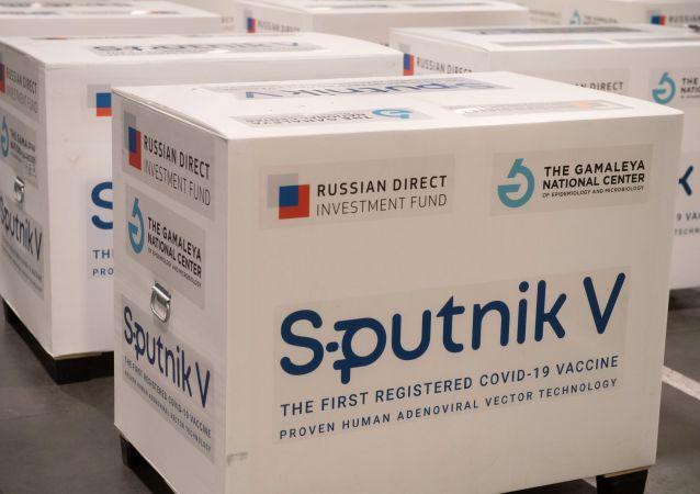 """卫星-V""""疫苗"""