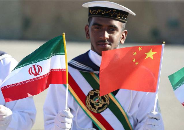 中国外交部:中伊全面合作计划不针对任何第三方