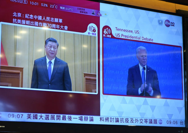 中美领袖通话和两国未来关系
