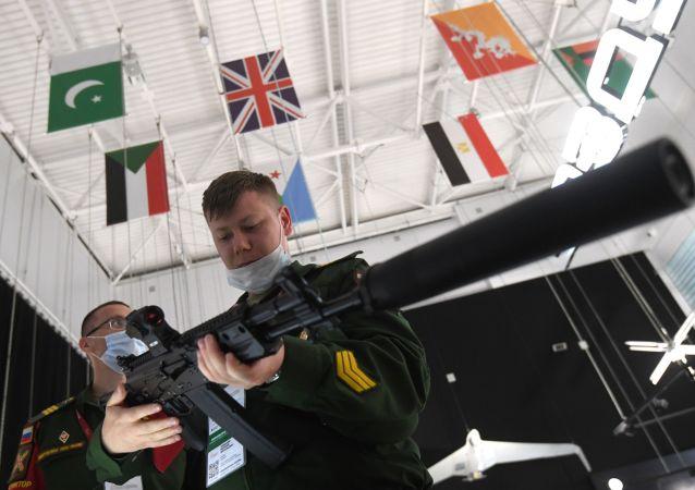 AK-19突击步枪