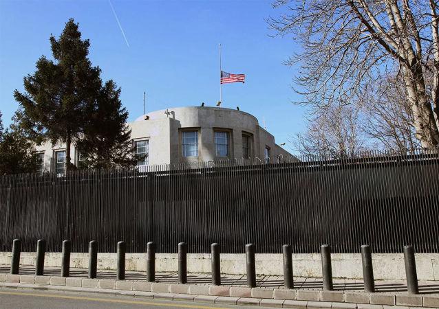 美国驻安卡拉大使馆