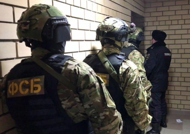 俄安全局:19名在北高加索策划恐袭的伊斯兰极端分子被抓获