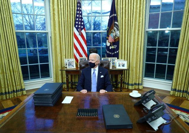 美国总统拜登