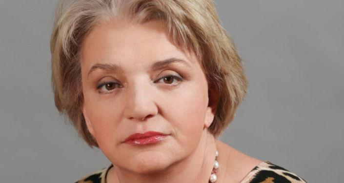 俄罗斯麻醉科研中心主任塔季扬娜·克里闵科