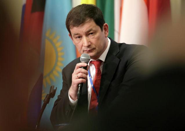 俄常驻联合国第一副代表:俄罗斯不支持安理会制裁缅甸的方案