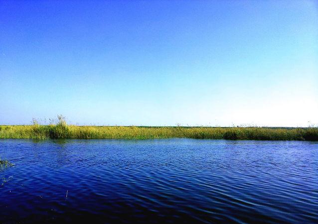 马里奥特湖