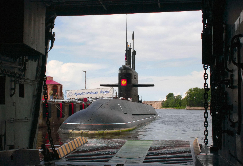 俄罗斯正在建造新的隐身导弹载体