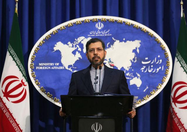 伊朗外交部发言人赛义德·哈提卜扎德