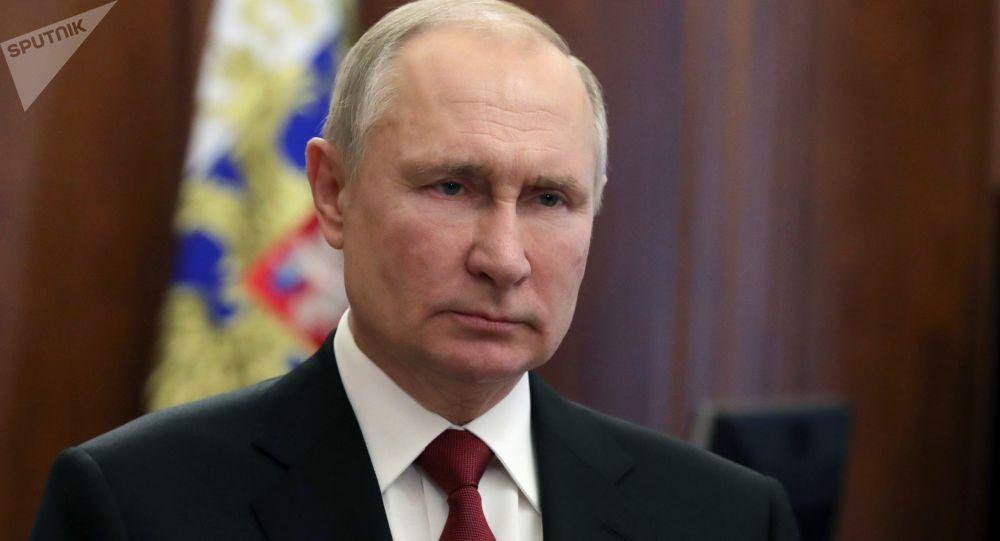 普京呼吁坚决打击民族主义和排外性