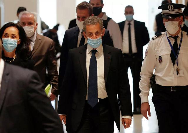 萨科齐面临的第二个诉讼程序将在巴黎启动