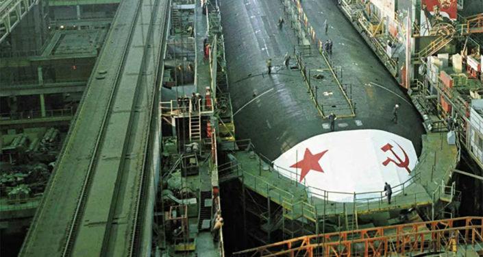 941型潜艇