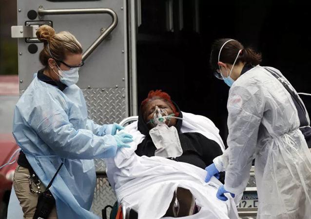 霍普金斯大学:全球新冠病毒感染病例数超过1.5亿
