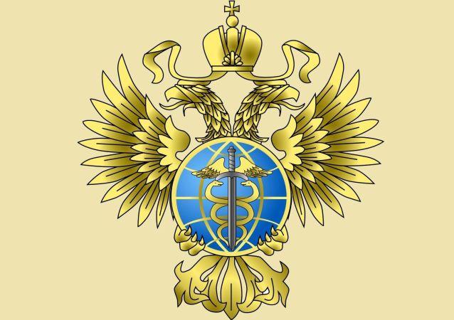 俄联邦军事技术合作局徽