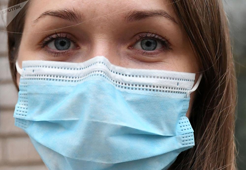 俄罗斯克拉斯诺亚尔斯克市临时传染性新冠病房护士长。