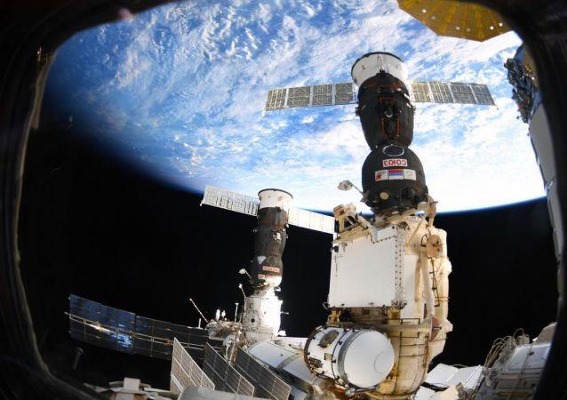 即将飞往国际空间站的俄宇航员表示科考期间将进入开放太空